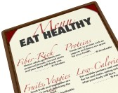 eating healthy diet plan